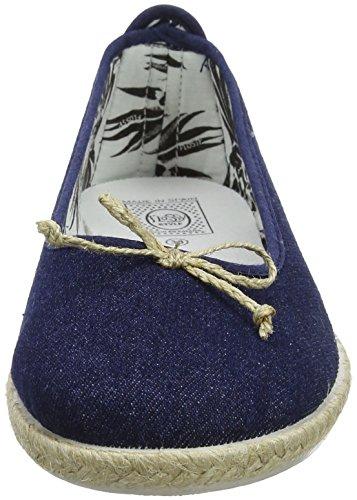 Flossy Condor, Espadrilles Femme, Bleu Bleu (Denim 000)