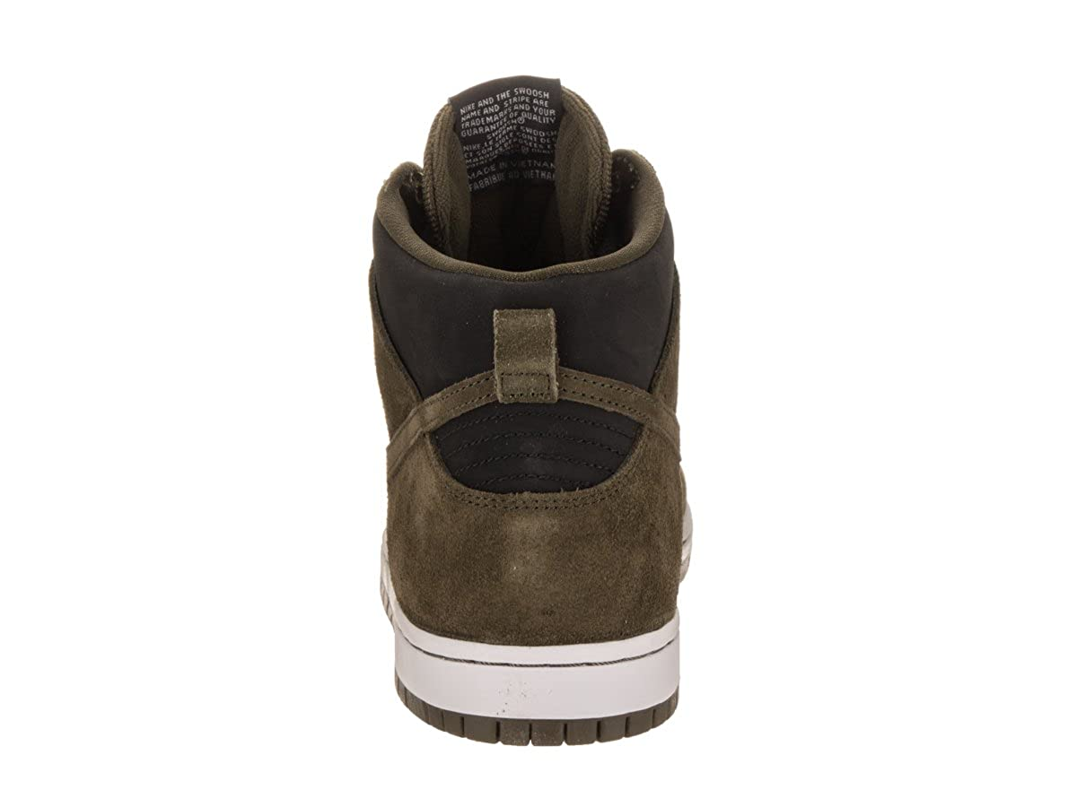 296247fc96a8 NIKE SB ZOOM DUNK HIGH PRO  DARK LODEN  - 854851-330 - SIZE 10.5   Amazon.co.uk  Shoes   Bags