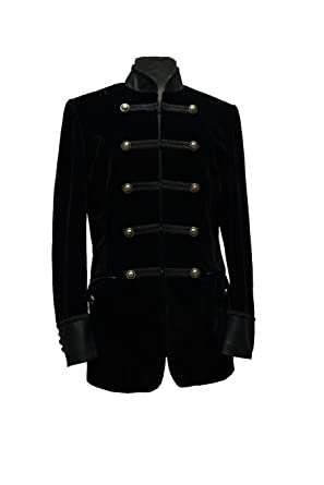Veste suedine noir homme