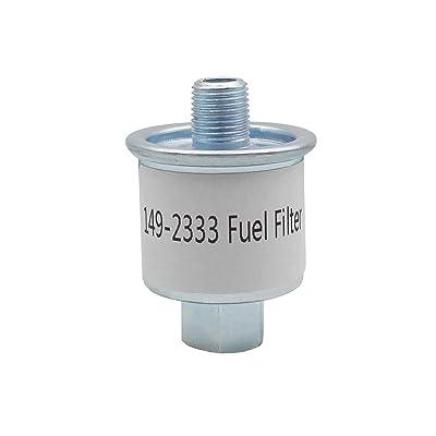 RV Generator Fuel Filter replace for Cummins Onan 149-2333 Fits Emerald Plus 6500, 6300, 5000, 4000/BGE Spec J/BGD Spec A-B/KVC/NHD/NHE/Fits Emerald BGE And NHE Model RV Generators.: Automotive