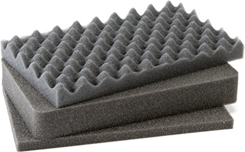 Pluck Foam Set - Pelican 1071 3-Piece Foam Set