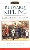 Barrack-Room Ballads, Rudyard Kipling, 0451528867