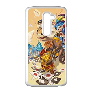 Playing Cards Series - Design Cool Special Poker Theme In Your LG G2 Case (Fit for AT&T) Cool LG Case PSL206