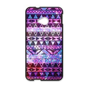 HGKDL Galaxia azteca femenina Phone Case for HTC One M7