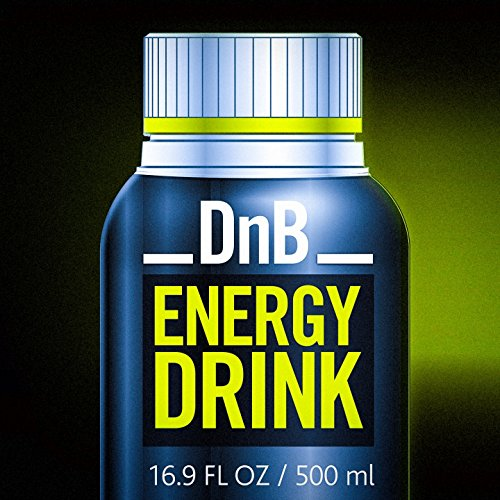 Breakbeat Bass - DnB Energy Drink (A Drum and Bass Selection)
