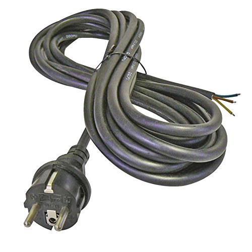 Flexo-Cable-GU EMOS MMI 3 x 2,5 mm, 3 m, Negro, SY-11