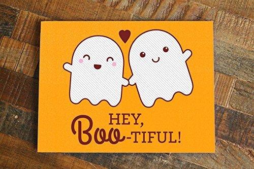 Funny Halloween Love Card