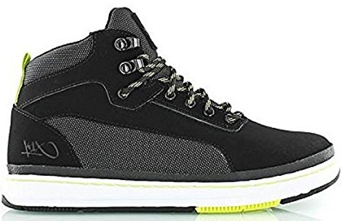 K1X - Zapatillas para hombre - negro y amarillo