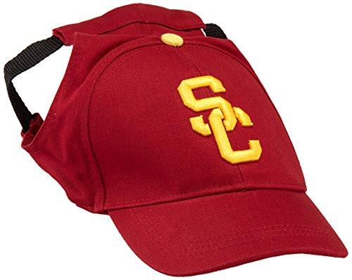 - NCAA USC Trjoans Pet Baseball Hat, XL