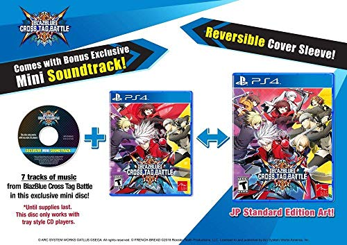 (BlazBlue: Cross Tag Battle - PlayStation 4)