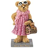 Boyds Bears Resin MS FABULOUS ..ITS A DIVA THING 4044573 Diva Classy Bear Dog