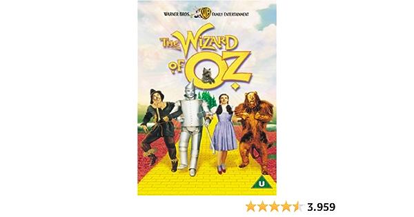 The Wizard of Oz [1939] [DVD] by Judy Garland: Amazon.es ...