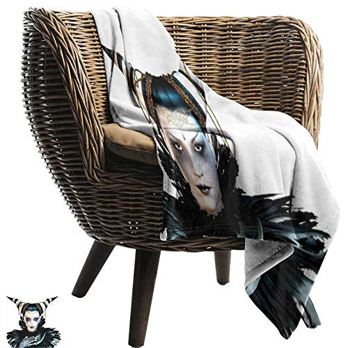 ZSUO Flannel Throw Blanket 60