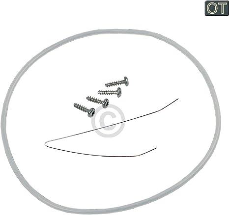 Reparatursatz Pumpentopf-Abdicht SET Siemens E15 Fehler Spüler 12005744