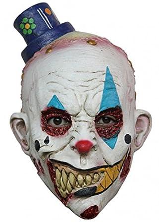 Máscara de payaso asesino terror para niños Halloween