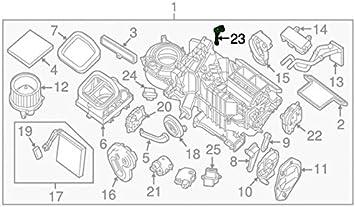 Genuine Nissan Sun Load Sensor 27700-ZC00A