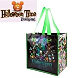 Disney Mickey & Friends Halloween 2012 Reusable Trick or Treat Tote Bag THEME PARK EXCLUSIVE Limited Edition