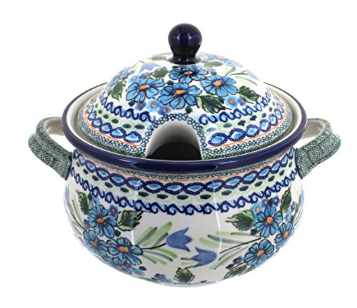 Polish Pottery Ballina Soup Tureen