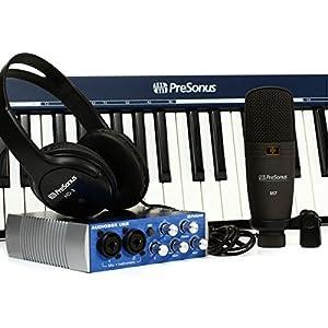 presonus audiobox music creation suite presonus musical instruments. Black Bedroom Furniture Sets. Home Design Ideas