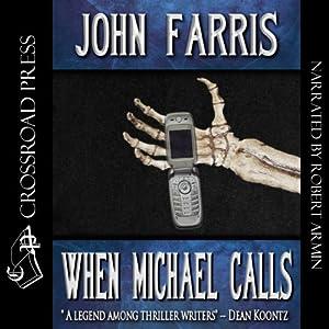 When Michael Calls Audiobook