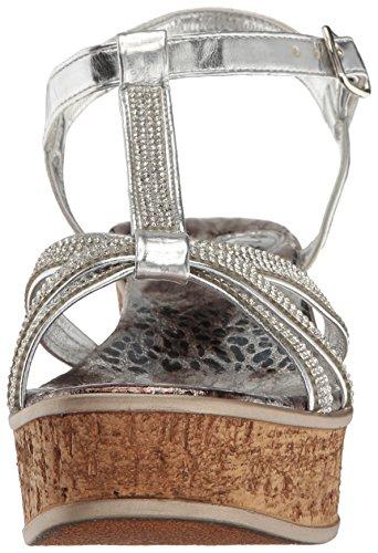 Ll Silver Sandal Women's Liberty Caron amp; Wedge Love npvqIa