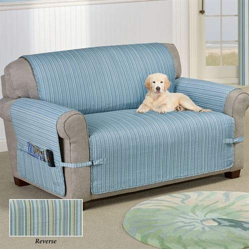 Touch of Class Clearwater Furniture Cover Multi Cool Loveseat (Furniture Clearwater)