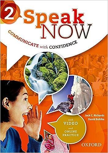 Speak Now 2 Online Practice Materials