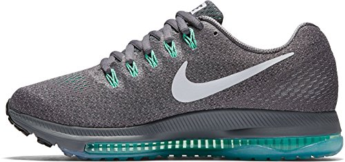 Mujer White Gris Nike Glow Green Running Dark para 003 de Trail Grey Black Zapatillas 878671 qqfwRP0
