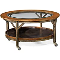 Hammary Round Cocktail Table-KD