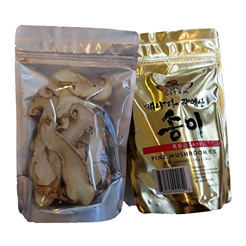 GITXM Pine Mushroom A+ Grade 50 gram