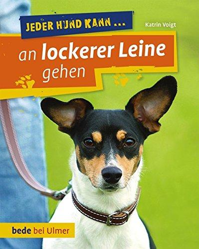 Jeder Hund kann an lockerer Leine gehen: Leinenführung leicht gemacht