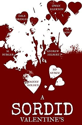 book cover of A Sordid Valentine\'s