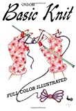 img - for Basic Knit (Full Color Illustrated) book / textbook / text book