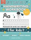 Handwriting Practice Book for Kids