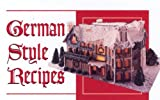 German Style Recipes, , 1932043349