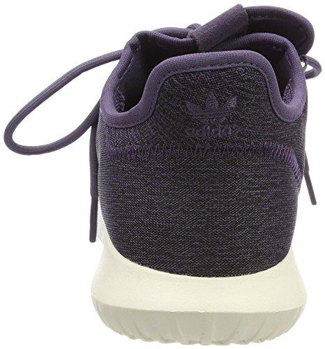 Femme Noir Violet Casbla purtra Shadow Adidas Purtra Tubular 000 Baskets tIwyBTTAgq