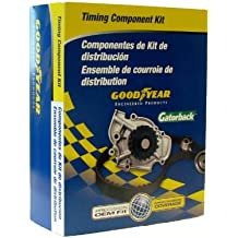 Continental Elite GTKWP329 Timing Belt Component Kit (With Water Pump)