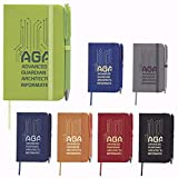 Good Value Mini Value Notebook with Joy Pen Lime 250 Pack