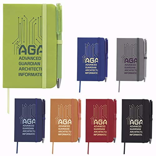 Good Value Mini Value Notebook with Joy Pen Lime 250 Pack by Good Value (Image #1)