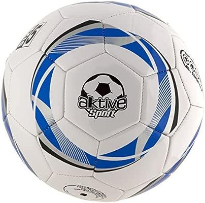 Color Baby - Balón Fútbol Cuero, 360 gr (52433): Amazon.es ...
