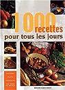 1000 recettes par Mariel