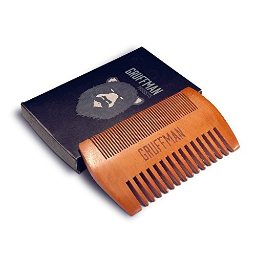Beard Comb Handmade Mustache Effective product image
