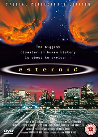 Amazon Com Asteroid 1997 Asteroid The Sky Is Falling Non Usa Format Pal Reg 2 Import United Kingdom Anthony Zerbe Michael Biehn Annabella Sciorra Zachary Charles Don Franklin
