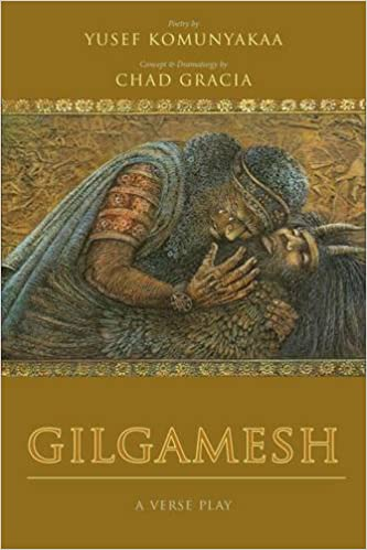 gilgamesh a verse play wesleyan poetry series