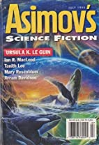 Asimov's Science Fiction July 1995
