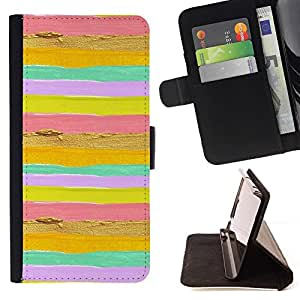 For LG G4 Stylus / G Stylo / LS770 H635 H630D H631 MS631 H635 H540 H630D H542 Case , Summer Sun Amarillo Oro Rosa- la tarjeta de Crédito Slots PU Funda de cuero Monedero caso cubierta de piel