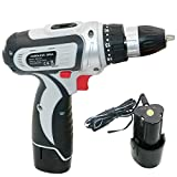 12v Rechargeable Electric Screwdriver | 12v DC New Design Mobile Power Supply Lithium Battery Cordless Drill | Electric Drill by QST-CAIDU