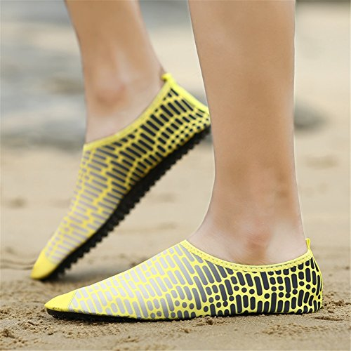 Sports Driving Womens Aqua Beach Park Quick for Shoes Shoes Swim Shoes Boating Swim Swim Garden Dry Walking Unisex F Water Shoes Yoga Mens Jiang Lake YqRwAtx