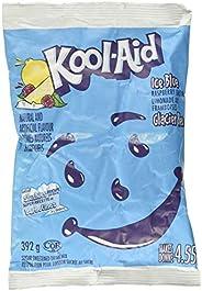 Kool-AID Kool-Aid Blue Raspberry Powdered Drink Mix, 392G Pouches, 18 Count
