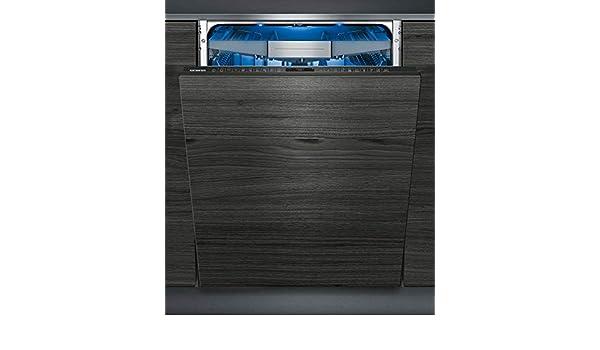 Siemens iQ700 SX778D86TE lavavajilla Totalmente integrado 13 ...